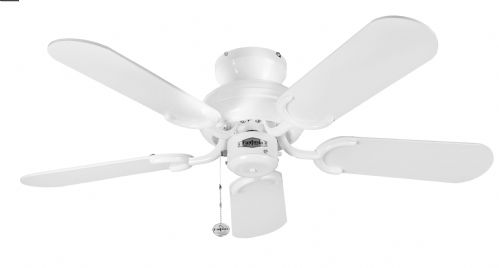 "Fantasia Capri 36"" White Ceiling Fan 110200"